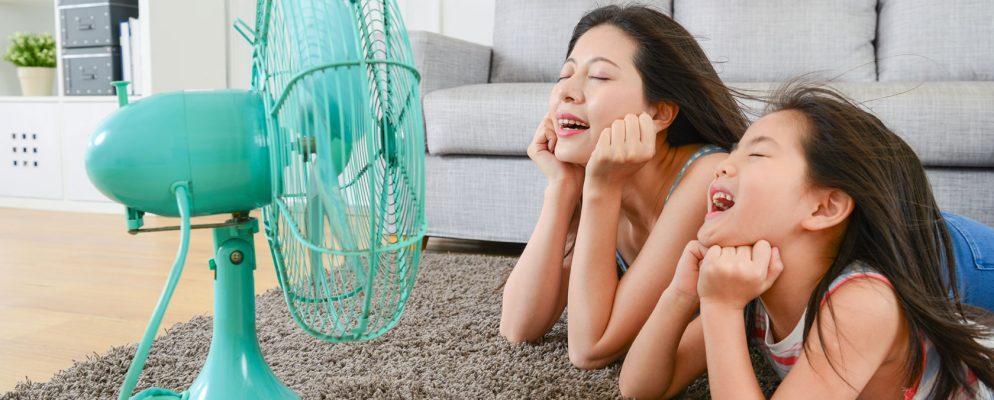 Cara untuk mengalahkan panas musim panas