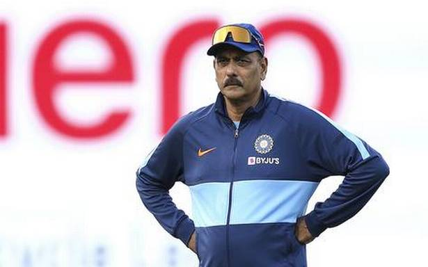 Cricket hal terakhir yang ada di pikiranku saat ini: Shastri
