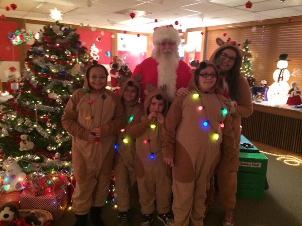 Kunjungi Santa At Price Township Heart
