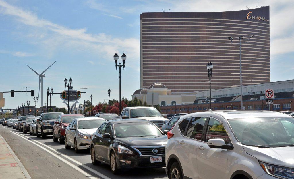 Politisi resah atas masalah parkir di sekitar kasino - Boston Herald