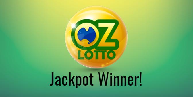 Pria Melbourne Memenangkan OzLotto Jackpot Twice!