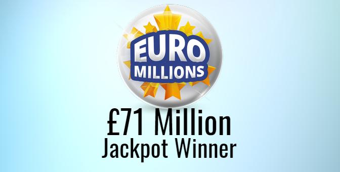 Pemenang Euromillions Tidak Ada Waktu untuk Mengklaim Jackpot-nya