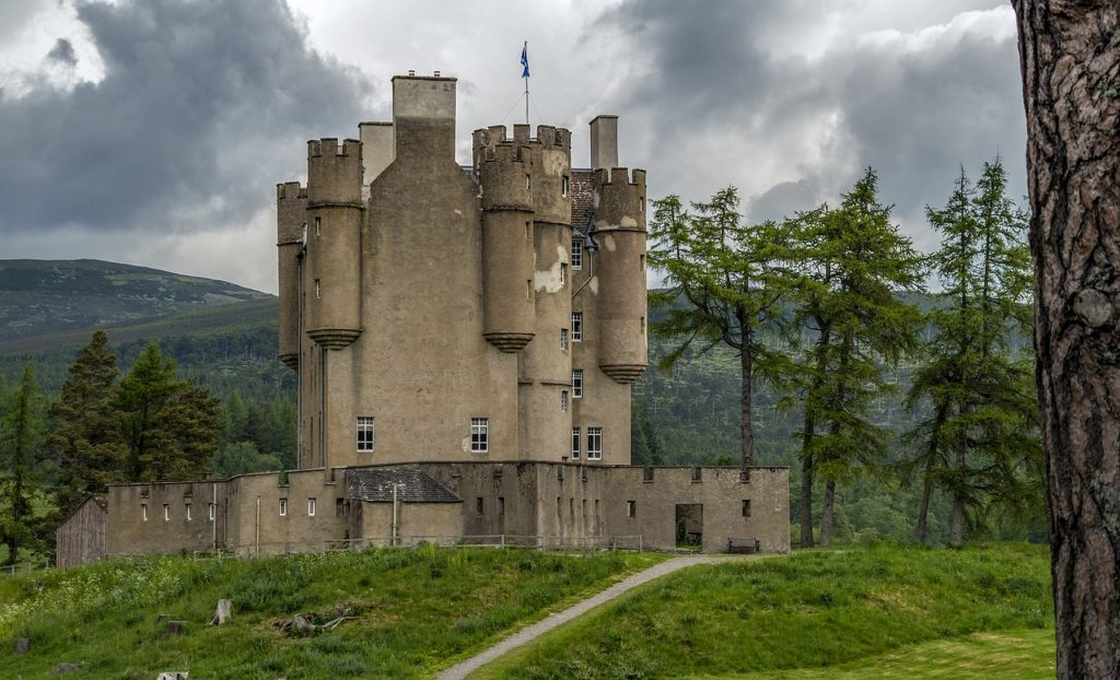 £35k for Braemar Castle Restoration
