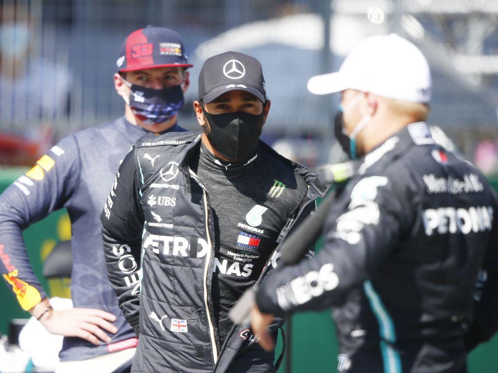 Konferensi pers pasca-kualifikasi FIA - Grand Prix Austria