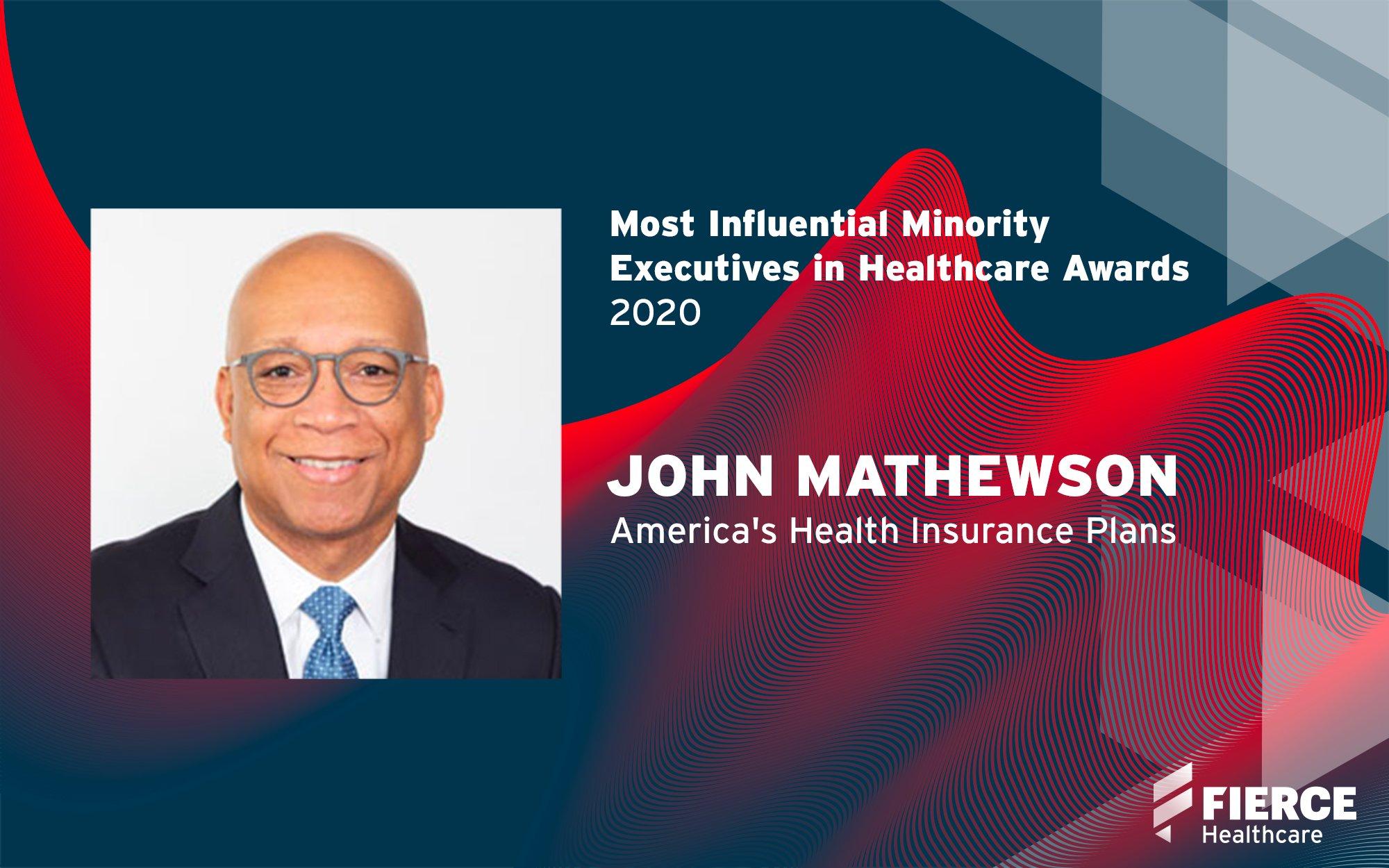 John Mathewson dari AHIP sedang membentuk perencanaan strategis asosiasi, fokus pada ekuitas