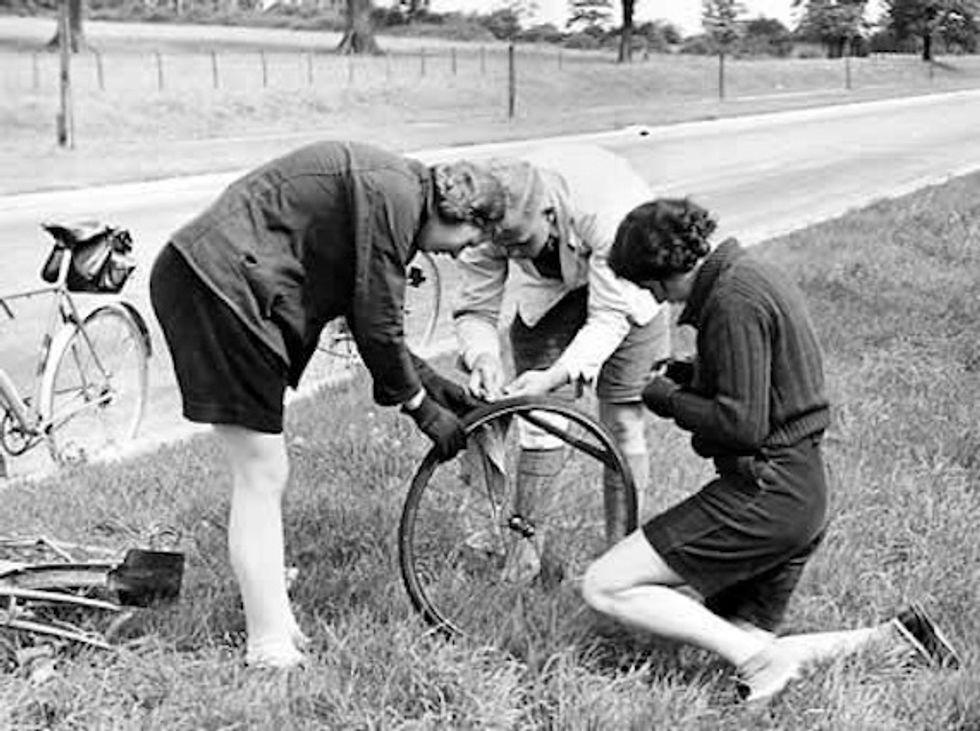 Cara Mengganti Ban Sepeda Flat: Tips dari Para Profesional