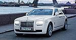 Pratinjau Hantu Rolls-Royce 2013 | Berita Mobil