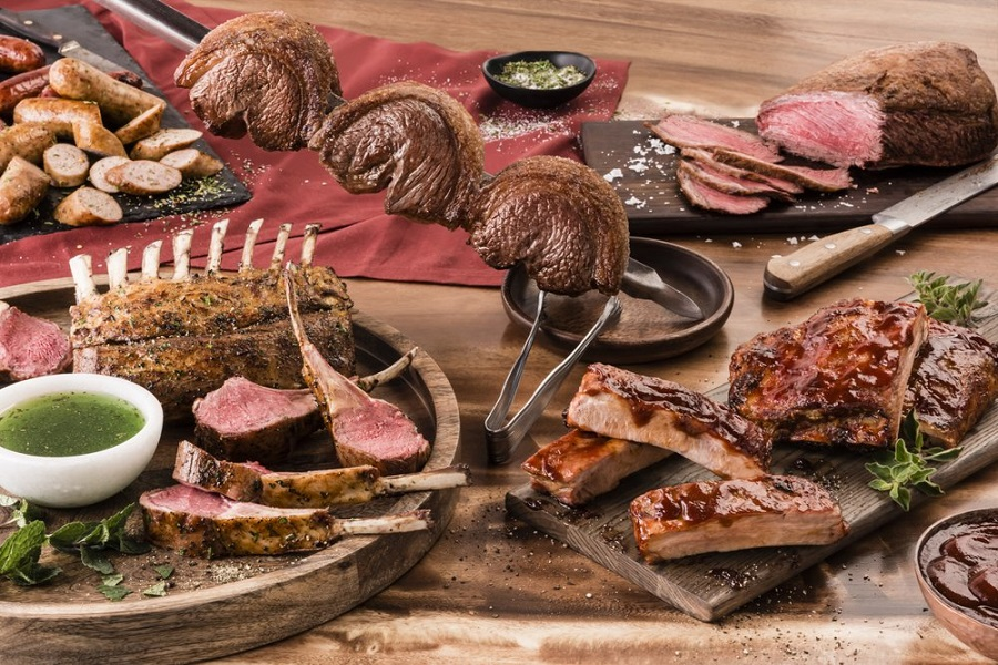 Masalah daging: 5 restoran Brasil terbaik di San Antonio