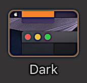 Mode gelap pada MacOS Mojave — cara membuatnya lebih baik