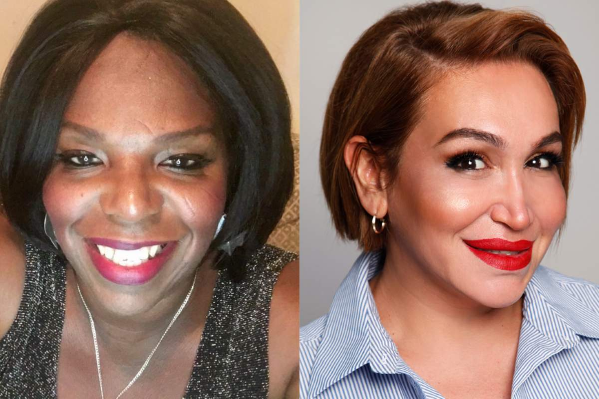 NYC Trans Warriors Cecilia Gentili dan Tanya Asapansa-Johnson Walker Berbicara Mengalahkan Aturan Perawatan Kesehatan Anti-Trans Trump di Pengadilan (untuk Sekarang)