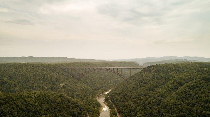 Ada Taman Nasional Baru yang Menakjubkan, dan Hanya Beberapa Jam Dari DC