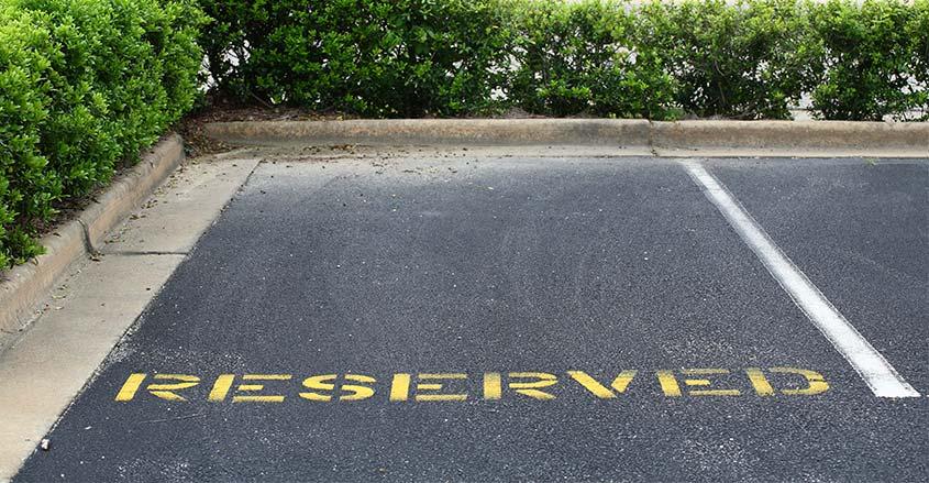 Satu Tempat Parkir di San Francisco Mencari Harga Rumah Di Tempat Lain