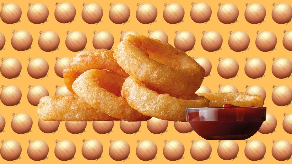 McDonald's Melakukan Onion Rings Di Australia Untuk Pertama Kalinya