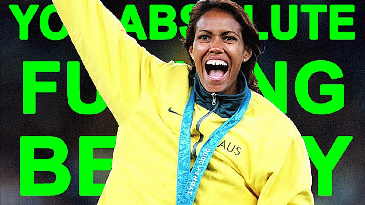 Olimpiade Sydney 2000 Mendapat Kunjungan Ulang Two Bagian Pada Tujuh
