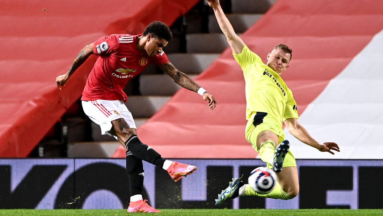 Manchester United tidak akan terpengaruh oleh rekor rekor Town - Marcus Rashford