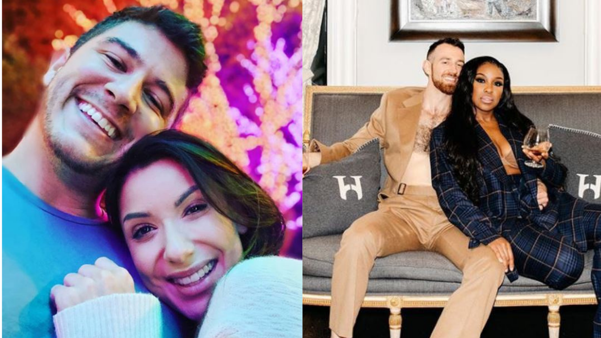 Two Love Is Blind Couples Just Marked Their Two-Year Anniversary & I've Never Felt More Single