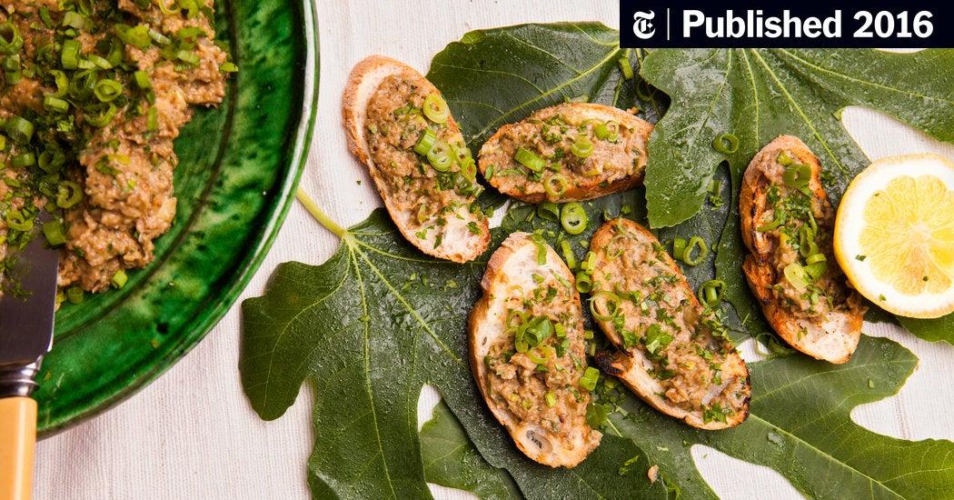 Jadikan Vibrant Mezze sebagai Makanan Utuh