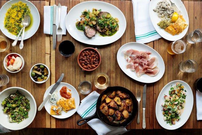 Restoran Terbaik untuk Musim Gugur: Restoran di New York