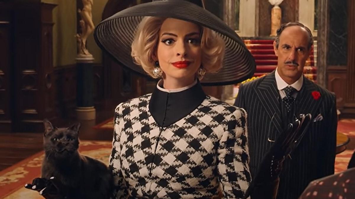 Trailer The Witches Ada Di Sini Dan Anne Hathaway Memberikan Semuanya