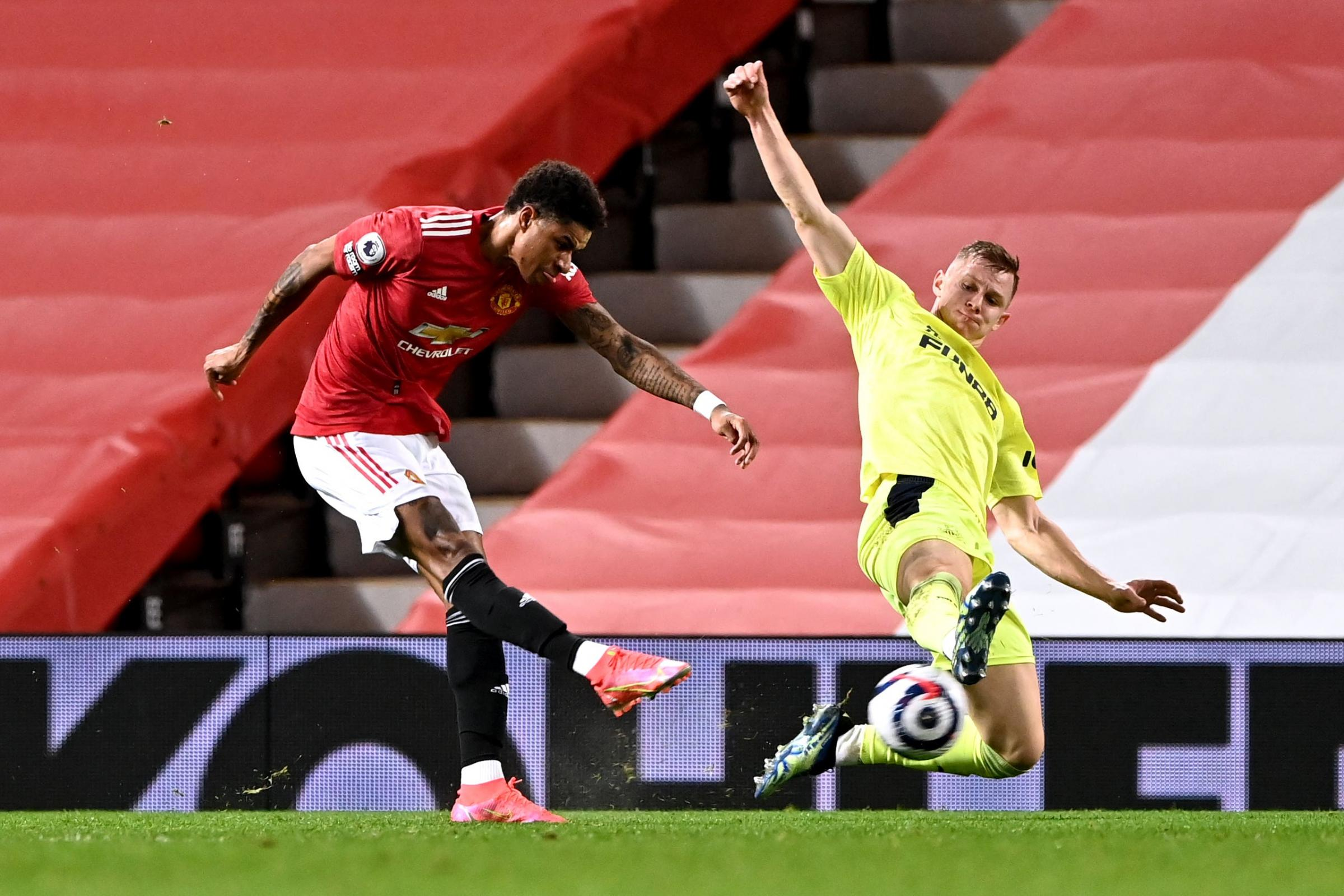 Manchester United tidak akan terpengaruh oleh rekor rekor Metropolis - Marcus Rashford