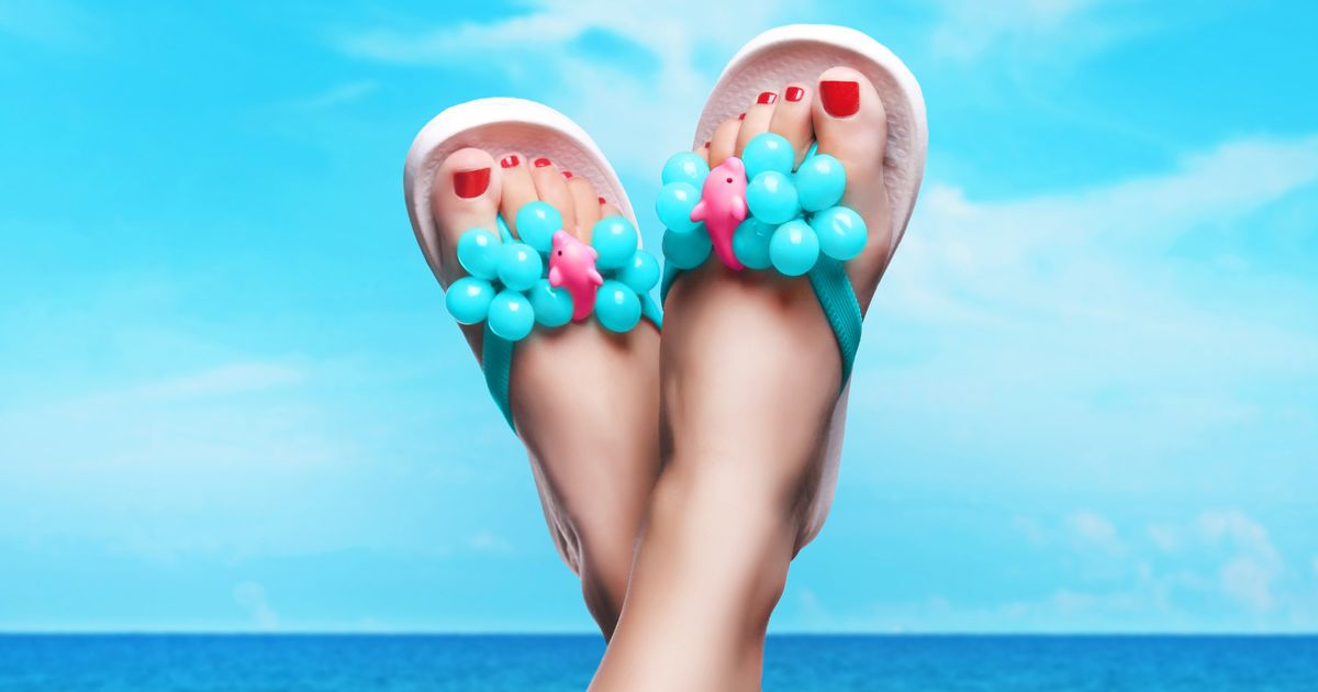 Cara menjaga agar kaki Anda terlihat bagus sepanjang musim panas