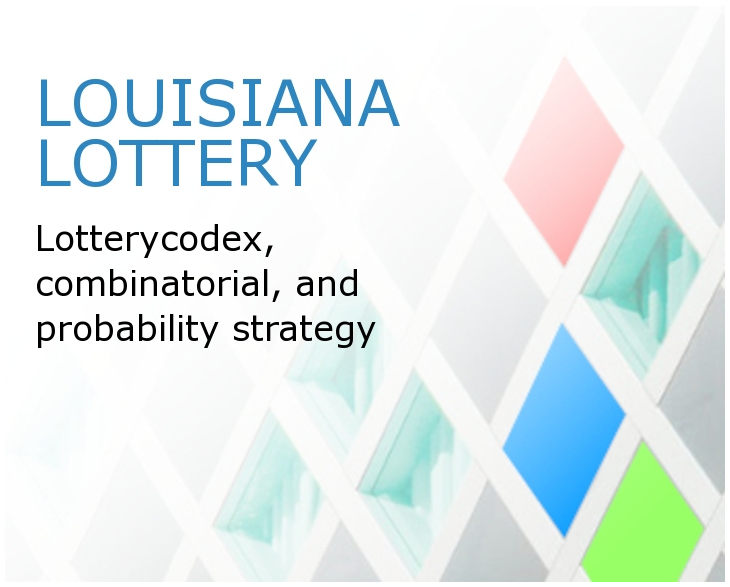 Permainan Lotere Louisiana Dan Cara Matematis Untuk Memainkannya