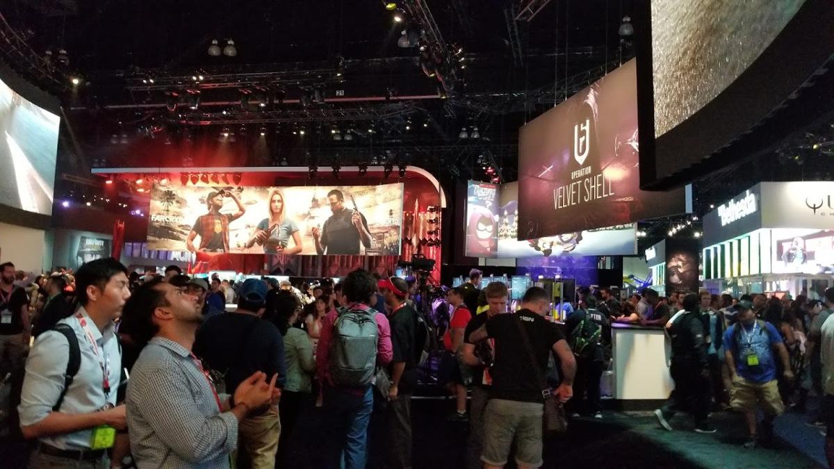 E3 2018: Cara bertahan dari pertunjukan terbesar recreation