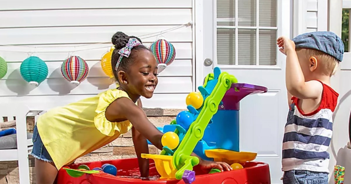 Meja Air Terbaik Untuk Balita & Anak-Anak Segala Usia