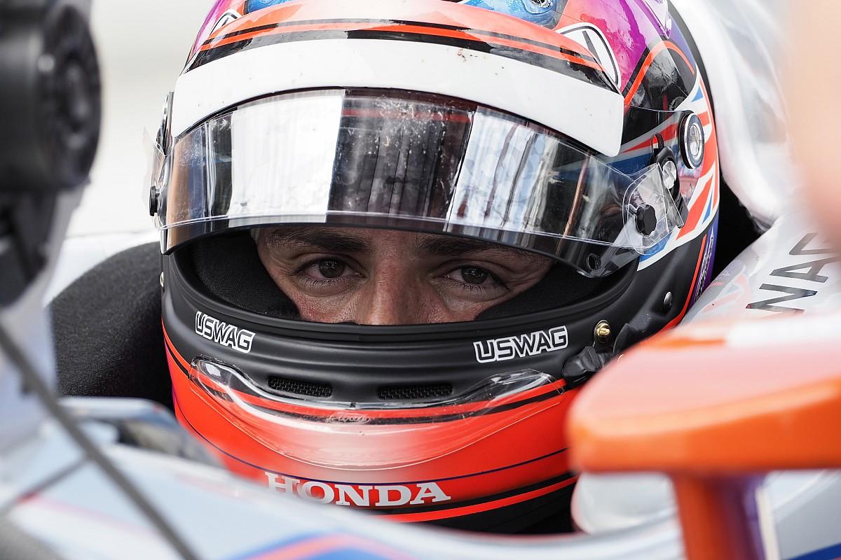Stefan Wilson berencana menerapkan pelajaran yang didapat dari Justin untuk Indy 500