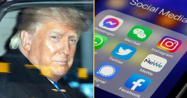 Tentu saja Donald Trump meluncurkan platform media sosialnya pada 4 Juli