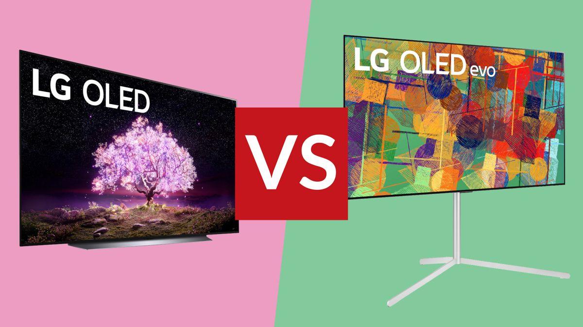 LG C1 vs LG G1: TV LG OLED 2021 mana yang harus Anda beli?