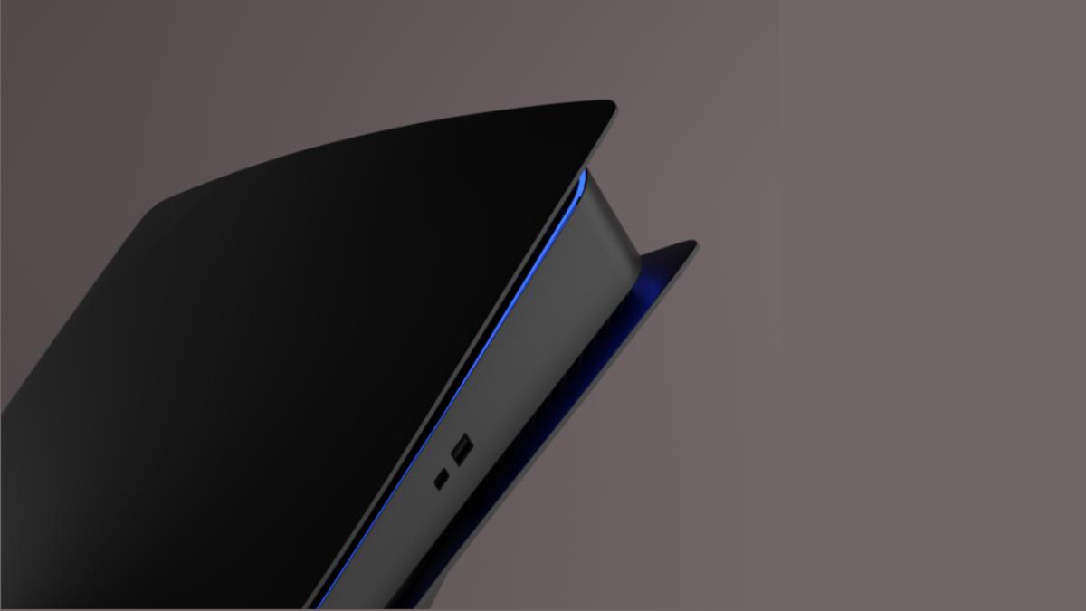 PS5 hitam tidak mati: pelat muka PlayStation 5 dibangkitkan di GoFundMe