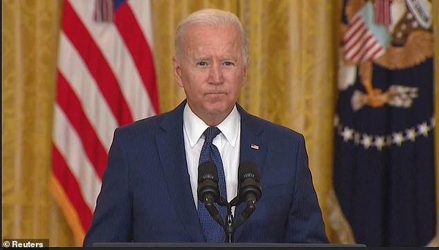 Biden mengatakan mereka yang diizinkan untuk pergi dan ditinggalkan setelah 31 Agustus akan DIBANTU untuk dievakuasi oleh Taliban