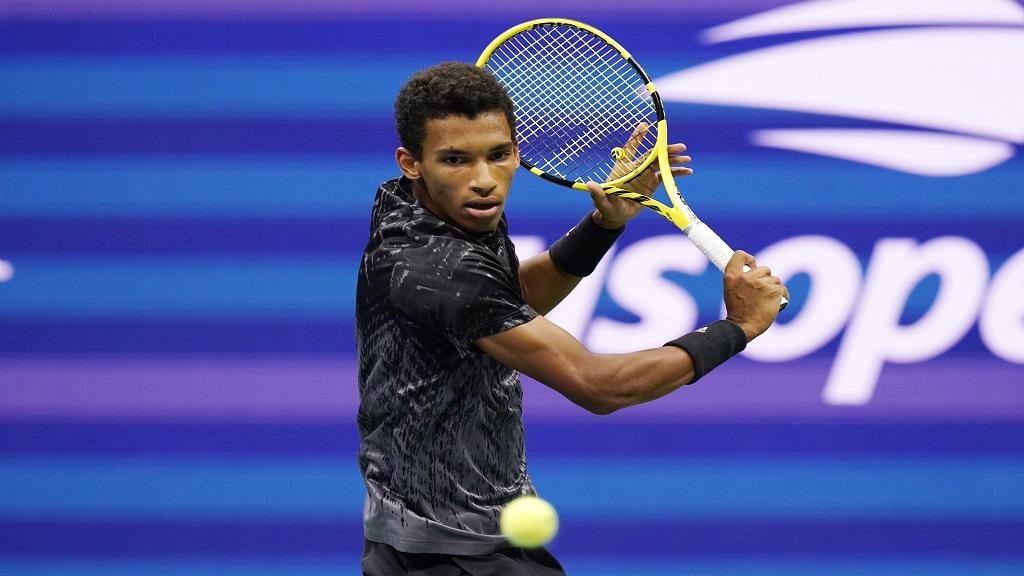 AS Terbuka: Auger-Aliassime 'siap untuk menyerang tahap tenis terbesar'