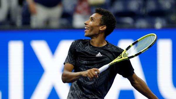 Auger-Aliassime 'siap untuk menyerang tahap tenis terbesar'